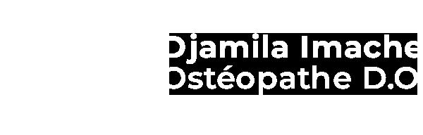 Djamila Imache ostéopathe